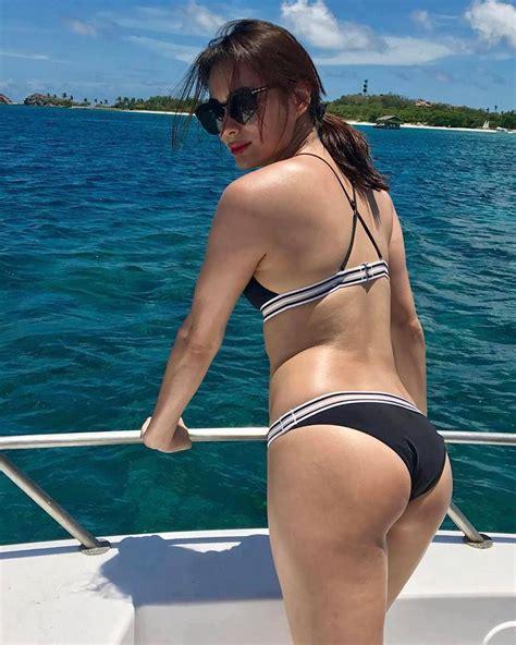 liza soberano swimsuit is this liza soberano in a two piece bikini basking in the