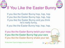 An Easter Bunny Song Fcbarcelonarealmadrid