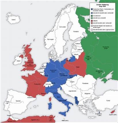 German Wwii Poland Russia Above Advance Kaliningrad