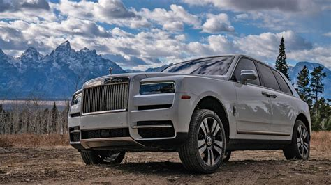 2019 Rolls-royce Cullinan First Drive Review