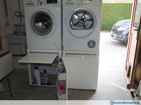 wash  le rehausseur pour machine  laver  seche