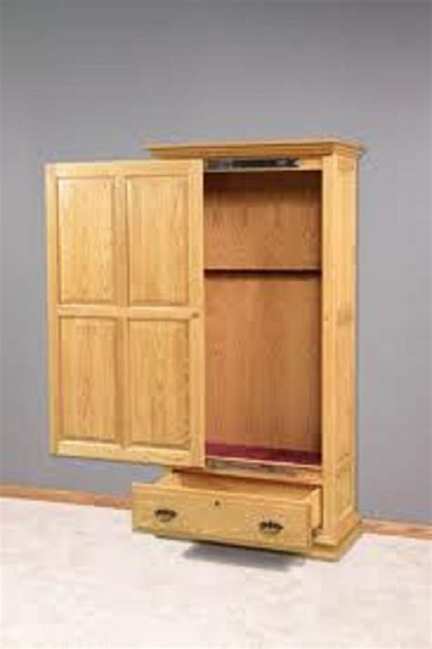 build your own gun cabinet how to build your own gun cabinet gun cabinet