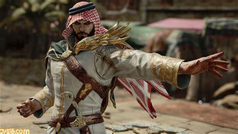 tekken   character shaheen  gameplay screenshots
