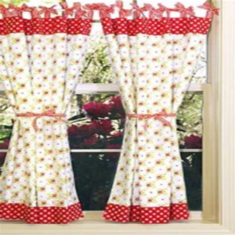 kitchen curtains target furniture ideas deltaangelgroup