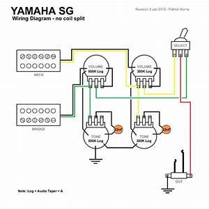 Branchement Micros Hb Yamaha Sg 2000