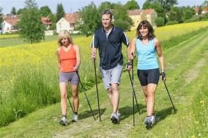 Nordic Walking Stöcke Länge Berechnen : nordic walking die ideale ausdauersportart f r jedermann und jederfrau ~ Themetempest.com Abrechnung