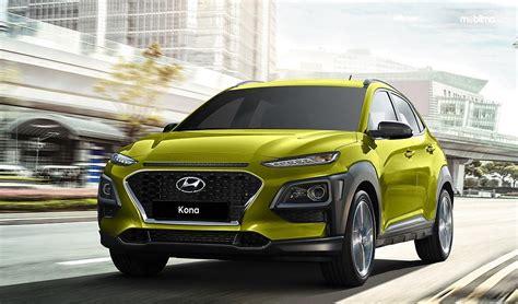 Gambar Mobil Hyundai Kona 2019 by Review Hyundai Kona 2019