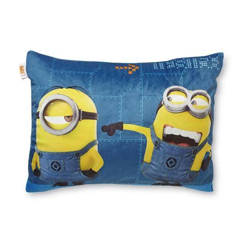 minion pillow pet illumination entertainment fleece bed pillow minions