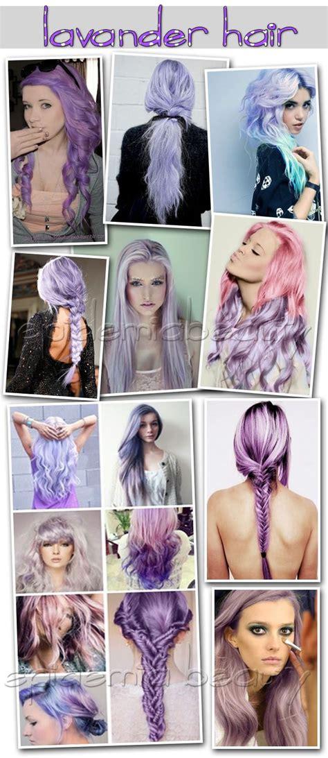Lilac Best Smokey Lavender Hair Chalk Set Of 6 Hair