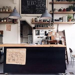 Alkohol Bar Für Zuhause : nordic journal caf inspirationen f r ein eigenes caf pinterest theken caf bar und haus ~ Markanthonyermac.com Haus und Dekorationen