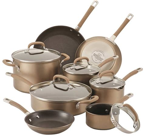 cookware anodized hard circulon professional piece premier pans pots save
