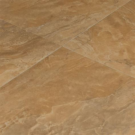 glazed porcelain tile onyx noche 24 in x 24 in glazed porcelain floor and wall