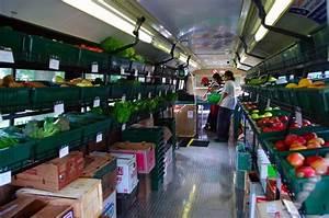 Farmers Market On Wheels Delivers Veggies To Torontos