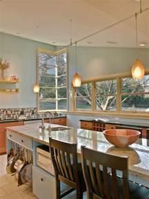 hanging lights island in kitchen - Kitchen Island Pot Rack Lighting