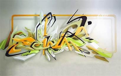 Graffiti 3d Wallpapers