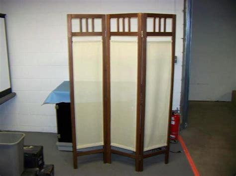 Tri Fold Photo Room Divider
