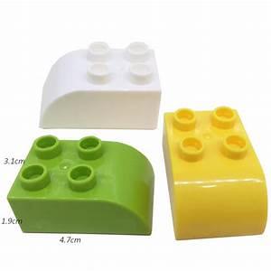 Lego Bausteine Groß : hoch loch 2 1 dot bausteine in gro p dagogisches spielzeug buy product on ~ Orissabook.com Haus und Dekorationen