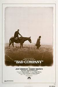 Bad Company (1972 film) - Alchetron, the free social ...