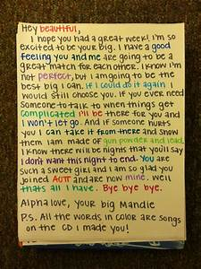 Note for big little reveal aoii pinterest note big for Big and little sorority letters