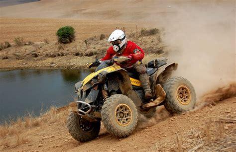 Go for a quad biking adventure in Gauteng