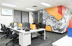 Office interiors melbourne for Office interiors melbourne