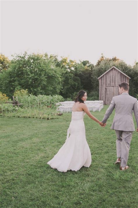 a diy barn wedding in markham ontario canadian wedding