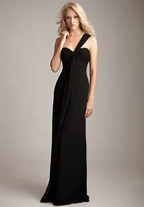 whiteazalea elegant dresses black long sheath dresses With long black dress for wedding