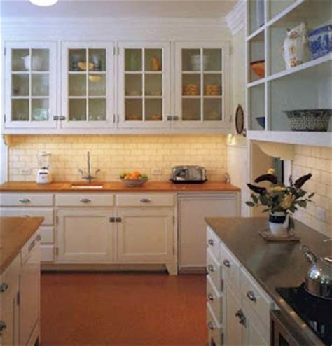 cork floors kitchen white kitchen butcher block countertops cork floor my 2598