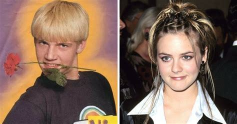 Pictures Of 90s Hairstyles by 20 Iconic Hairstyles That Every 90s Kid Remembers Trying