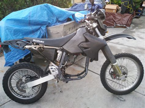 Suzuki Drz Parts by 187 2000 Suzuki Drz 400 Ca Part Out Immediate