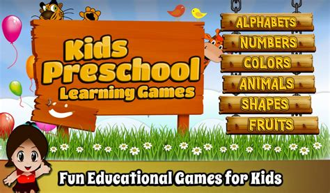 preschool learning apk free 334 | screen 16=x800