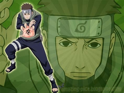 captain yamato  makuton jutsu wallpapers amazing picture