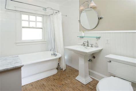 White Beadboard Bathroom Ideas  Bathroom Decor Ideas