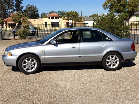 1998 For Sale by For Sale 1998 Audi A4 Quattro 1 8t 5 Speed Audiforums