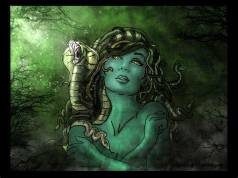 The gorgon by rebenke on DeviantArt