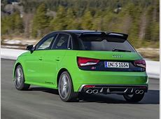 Audi S1 Galore Minty Green, Drifting Video and