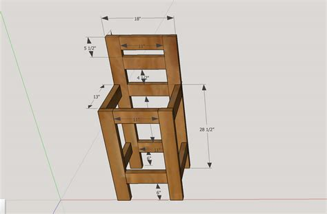 2 215 4 chair plans free all chairs models design furniture imppaired