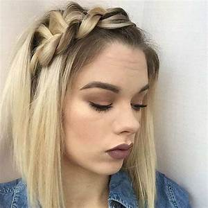 17 Chic Braided Hairstyles For Medium Length Hair StayGlam