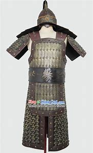 Ancient Chinese Military Armor