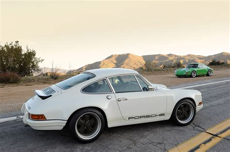 singer porsche singer design porsche 911 teams with cosworth