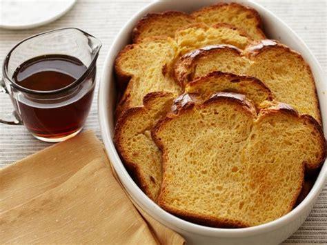 breakfast bread pudding recipe ina garten food network