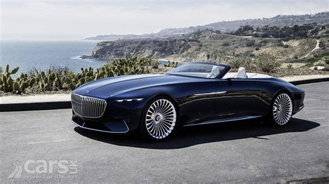 convertible mercedes the vision mercedes maybach 6 cabriolet is an electric