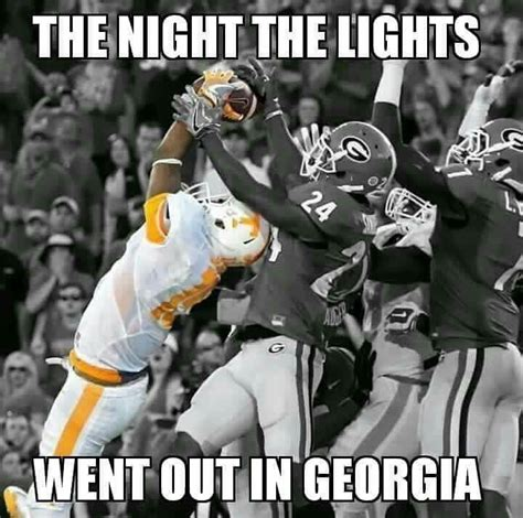 Tennessee Football Memes - 401 best images about tennessee vols football on pinterest tennessee football and college