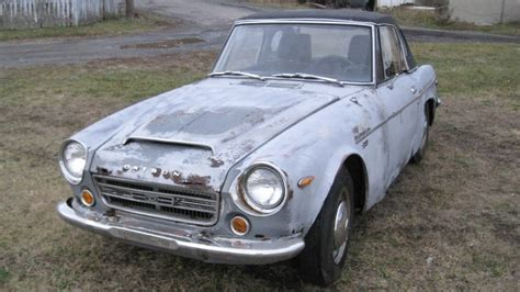 Datsun Fairlady Parts by Another Fairlady 1969 Datsun 2000 Roadster