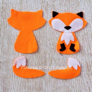 fox pattern freddy  pattern tutorial craft passion