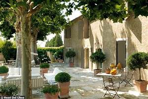 25 idees deco pour ma terrasse terrasses bastide et for Idee deco jardin terrasse 0 deco terrasse provencale