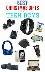 Teen Boy Gift Guide