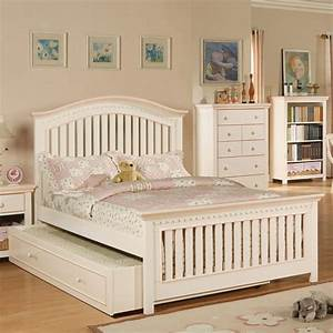 dreamfurniturecom 00750f crowley bedroom set cream and With bedroom furniture sets in cream