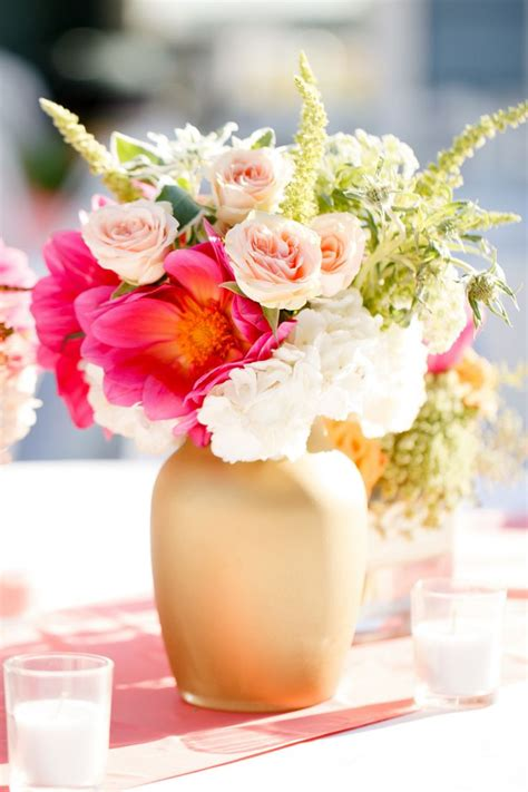 vases for wedding flowers 17 best ideas about gold vases on painted