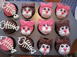 kitty cat cupcakes kitty cat cupcakes